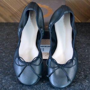 Bella Black Ballet Flat